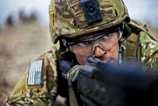 Sight on the target | by The U.S. Army