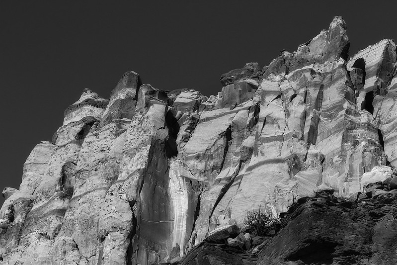 Tall Sandstone