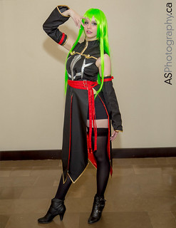 C.C. from Code Geass at Con-G 6