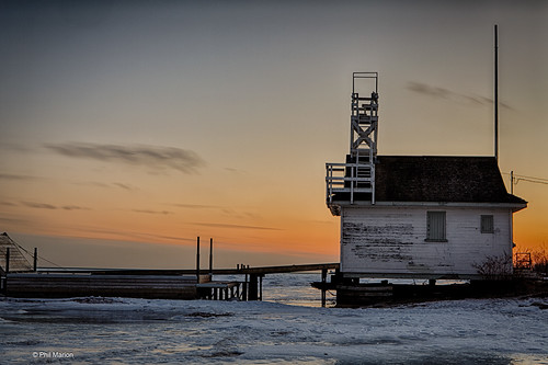 Cherry Beach lifeguard house | by Phil Marion (176 million views - THANKS)