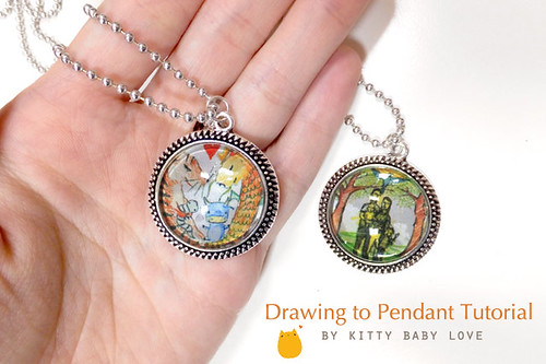 00 Drawing to Pendant Tutorial