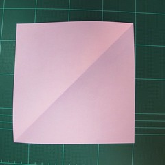 วิธีพับกระดาษเป็นรูปเครื่องบินแบบบินไกล (SST Origami Airplane) 002