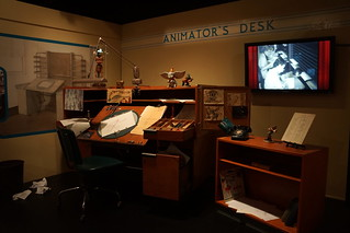 Animators Desk | by Dorset Photographic