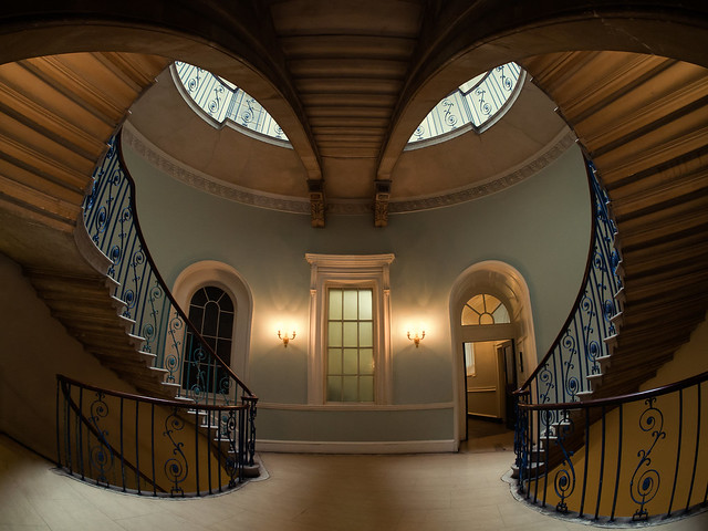 The Nelson Stair