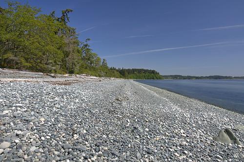 Taylor Beach, Devonian Regional Park, Metchosin, BC