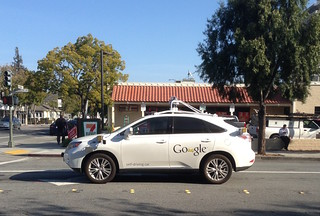 GoogleCar-selfdriving | by ed and eddie