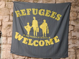 Refugees Welcome | by Schockwellenreiter