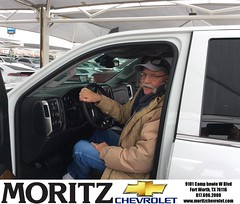 #HappyBirthday to James Faubus from Everyone at Moritz Chevrolet!