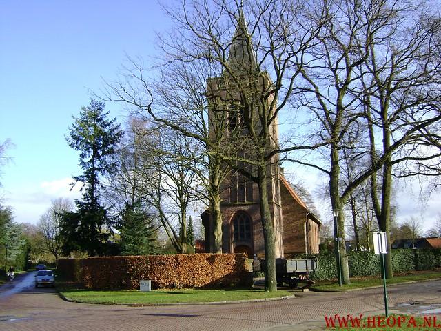 Baarn 40 Km    22-11-2008 (50)