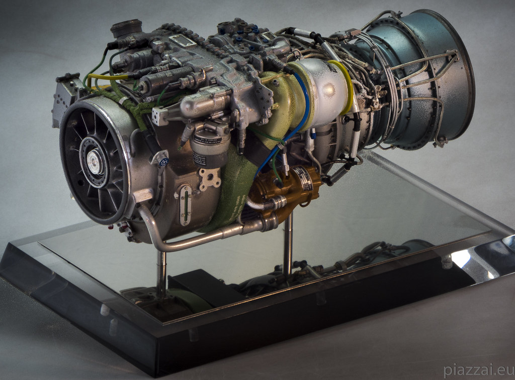 General Electric T700 - scale ...