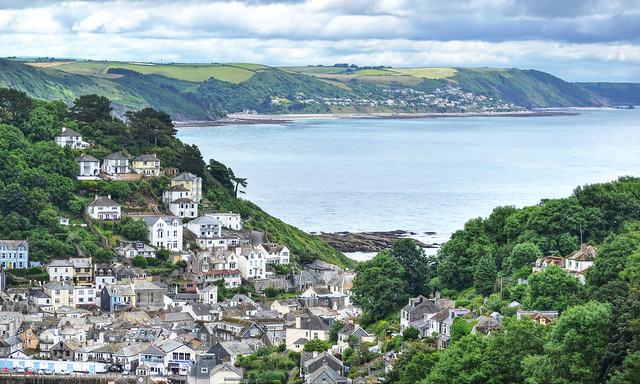 Looe and Looe Bay, Cornwall (Explored)