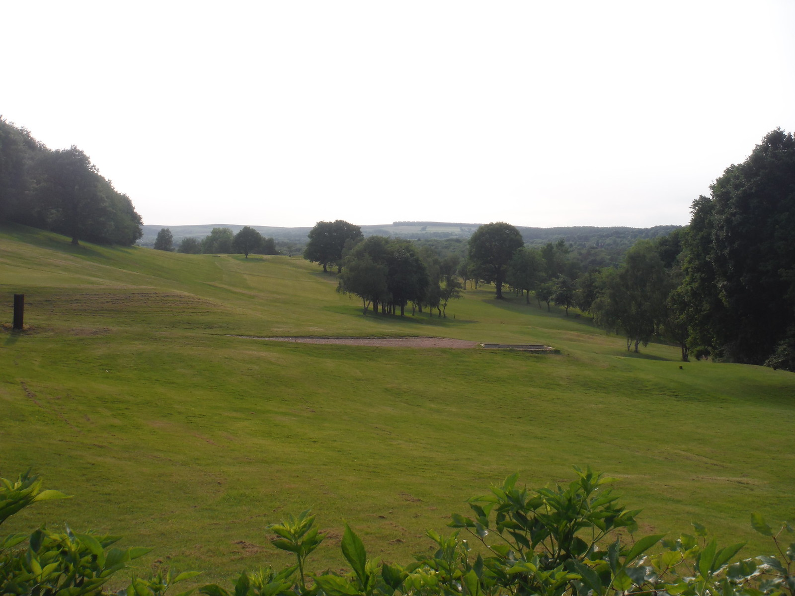 Golf Course near Beauchief Abbey SWC Walk 267 - Sheffield Circular (via Porter, Limb, Sheaf and Gleadless Valleys)