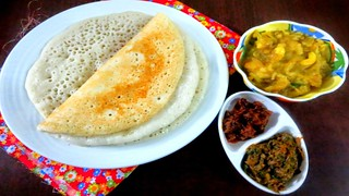 Puffed Rice Dosa -  South Indian Recipes | by asithmohan29