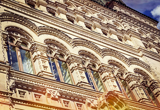 GUM department store in the Red Square | by Tigra K