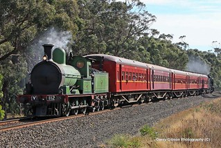 Steamrail Y112 | by Australian Trains