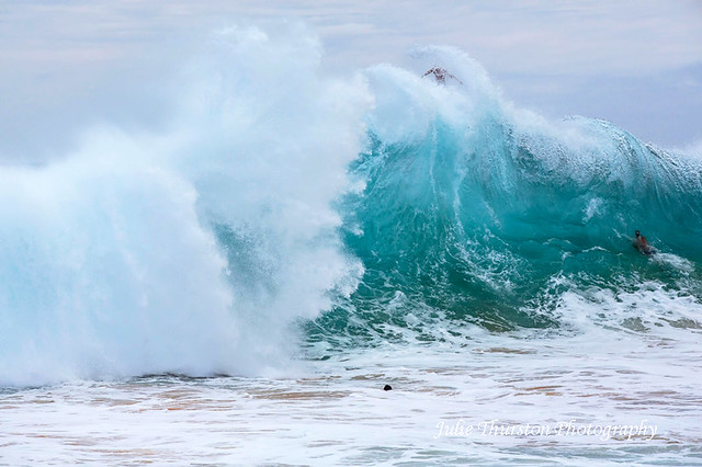 How High Can You Go? The Monster Wave Hawaii