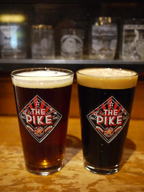 月, 2013-10-14 13:37 - The Pike Brewing Co