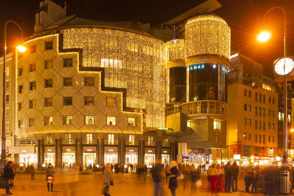 Weihnachtsbeleuchtung Forum.Magical Christmas Lights In Vienna Magische Weihnachtsbe Flickr