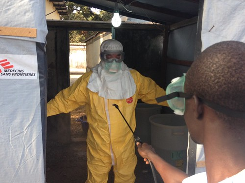Ebola in Guinea | by EU Civil Protection and Humanitarian Aid Operation