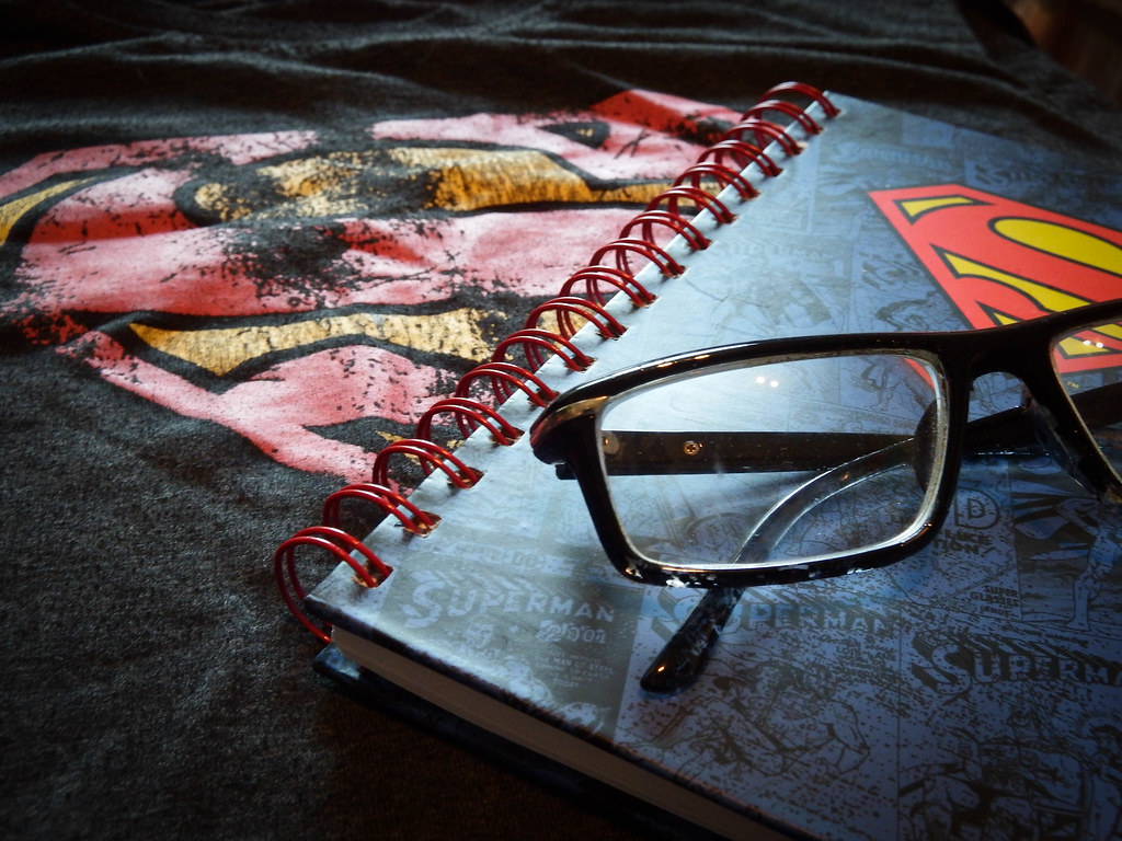 Geek Chic #flickrfriday #superman