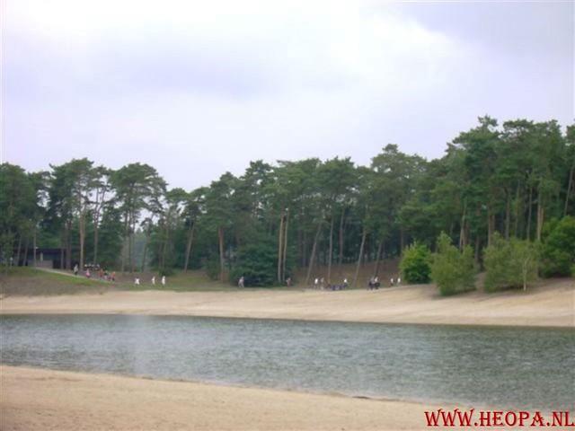 2e dag  Amersfoort 42 km 23-06-2007 (41)