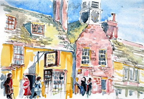 Steyning High Street | by C Moo