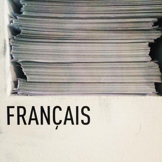 #français