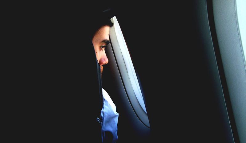 pasajero. ][ passenger.
