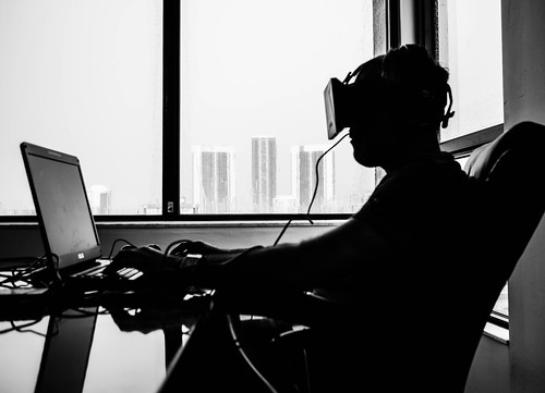 Orlovsky and Oculus Rift | by Sergey Galyonkin