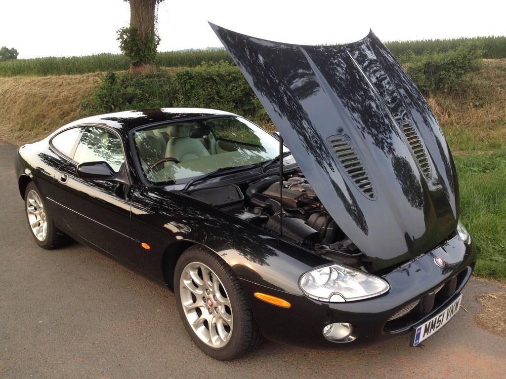 Jaguar XKR X100 - 2001 | 2001 X100 Jaguar XKR supercharged ...