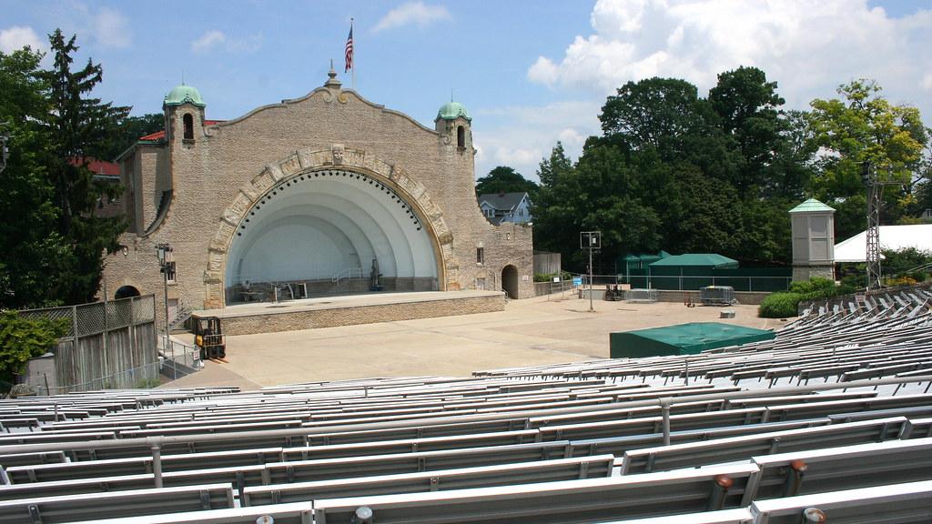 Toledo Zoo Amphitheater Toledo Ohio Fitchdnld Flickr
