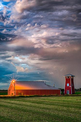 ca sunset usa night cloudy davis