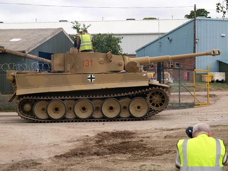 Tiger Tank (3)
