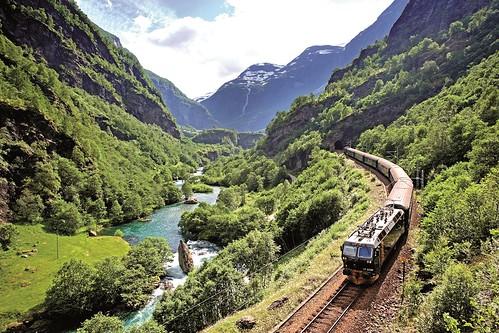 All Aboard: Europe's unforgettable train journeys   by beyondmagazine