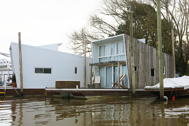 Buenos Aires' 1rst Floating Eco-village