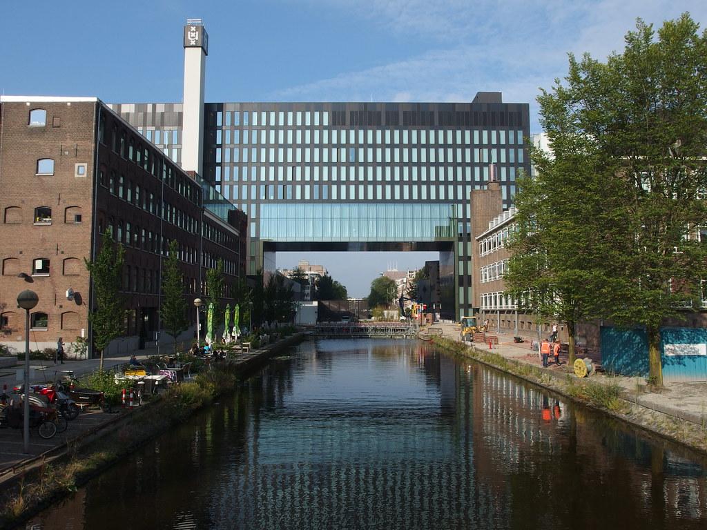 University of Amsterdam @ Amsterdam | Guilhem Vellut | Flickr