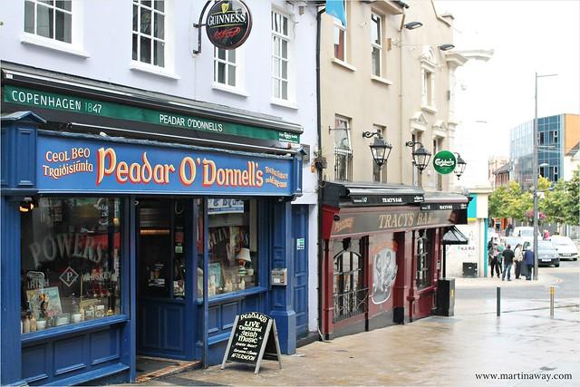 Derry/Londonderry, Viaggio in Irlanda
