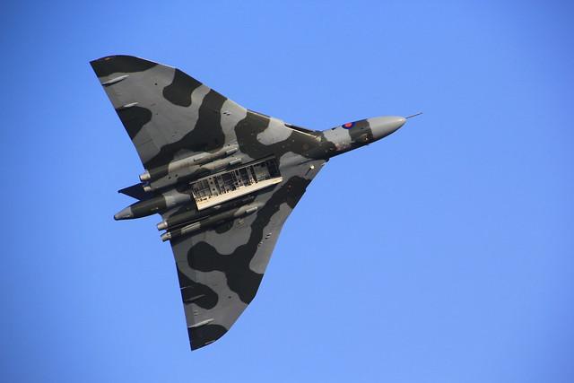 Avro Vulcan XH558.