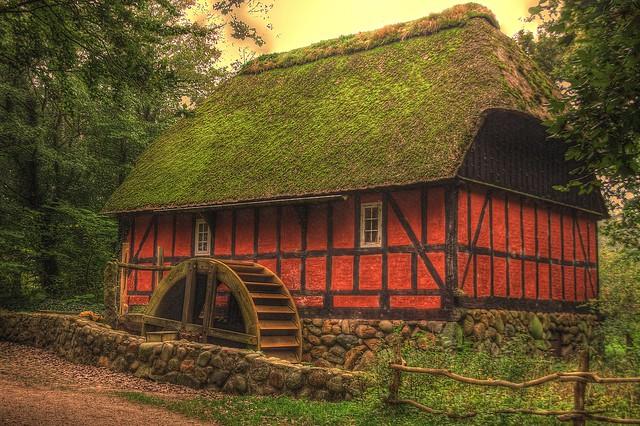 Watermill-Midtjylland-Denmark