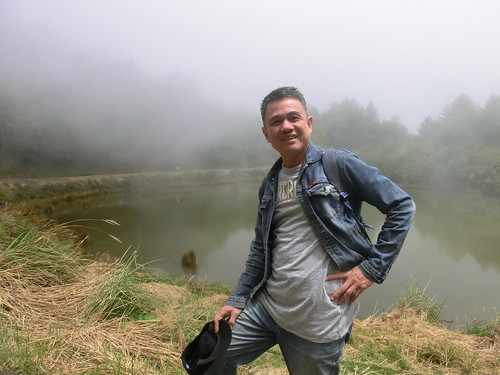 Happy man@Heaven Pond Snow Mountain Taiwan Formosa | by ixmatex