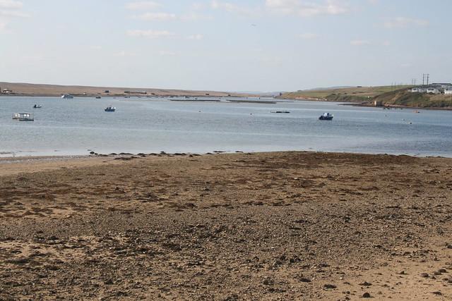 The Fleet and Chesil Beach