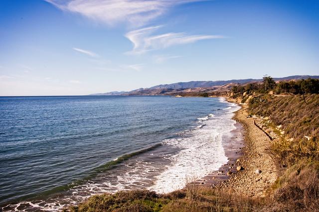 Coast at Dos Pueblos