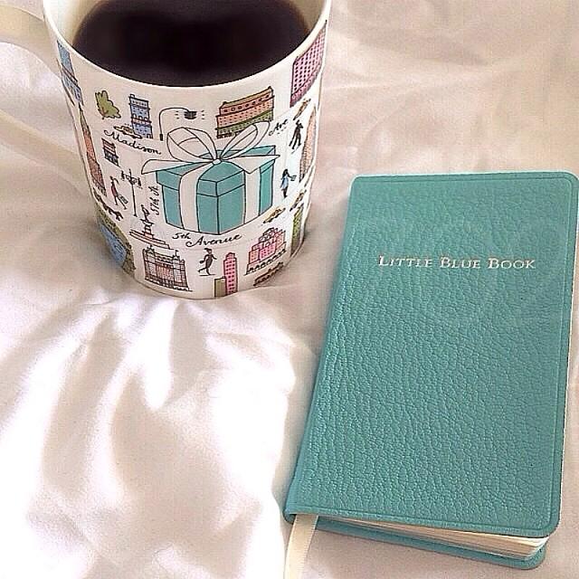 tiffany tiffanyandco coffee mug and littlebluebook i flickr