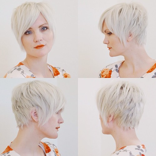 155 | by short hairstyles and makeovers