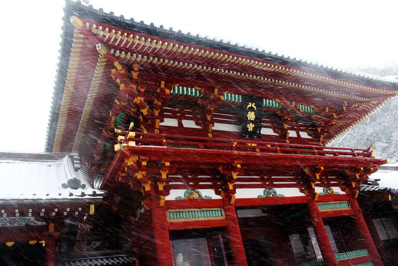 雪の鎌倉_29