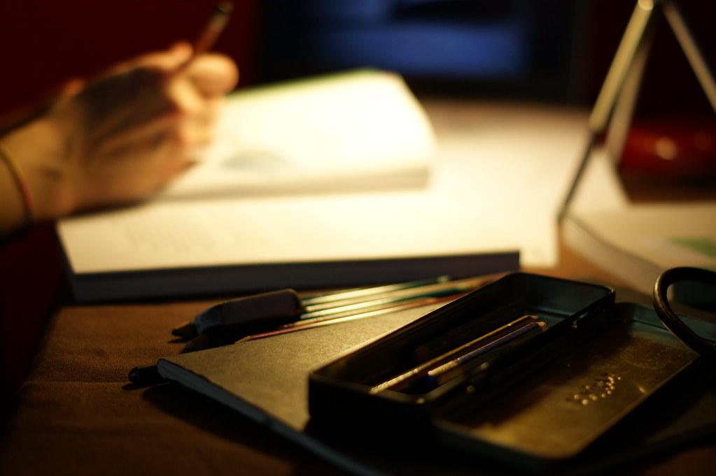 Desk With Pencil Case  Lillustratrice Silvia Rocchi Che -8165