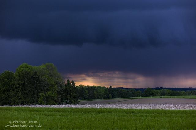 It sometimes rains in southern bavaria N°3