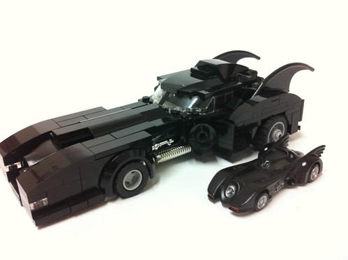 BatMobile 90s 改