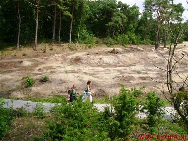 1e dag Amersfoort  40 km  22-06-2007 (43)