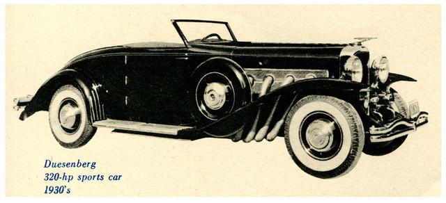Dusenberg Coupe